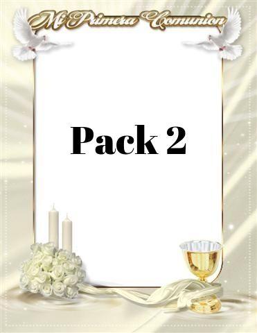 pack comuniones